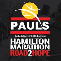 Hamilton Road2Hope Marathon