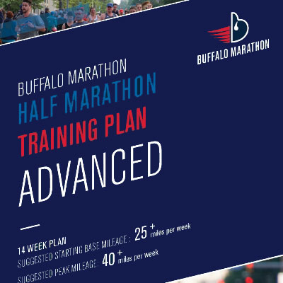 Half Marathon Advanced Training Plan