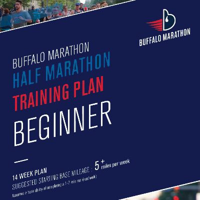 Half Marathon Beginner Training Plan