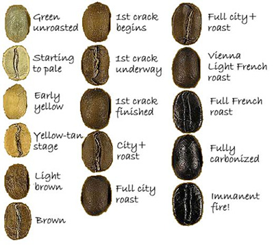 Original Mesquite Roasted Coffee Whole Bean 1 Bag The
