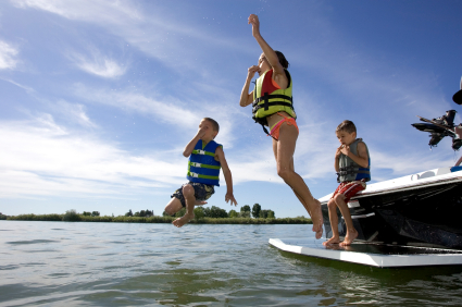 Boat Insurance.  Keep cool in the summer, but protect your investment.