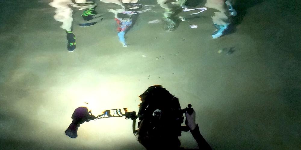 Rogues Claudia Legge Underwater Shoot 5
