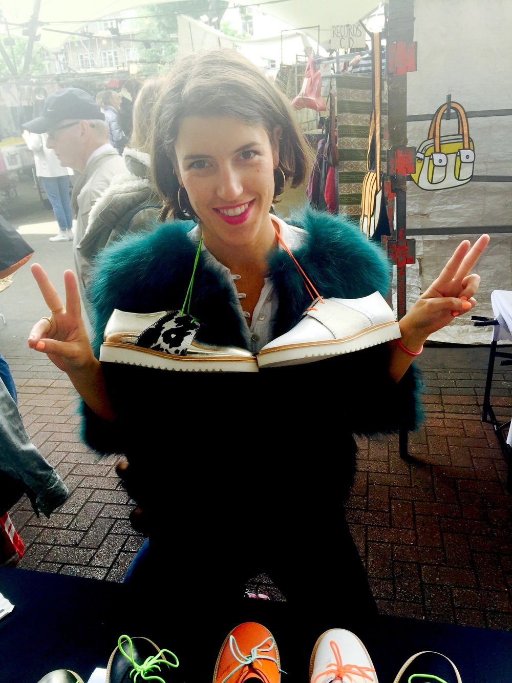 Katie Harland Portobello Market Rogues