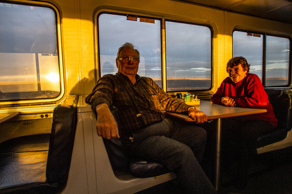 December 11, 2018, Essex, MT: Photos from my trip to Montana along Amtrak on Tuesday, December 11, 2018. (Photo by Matthew Thomas)