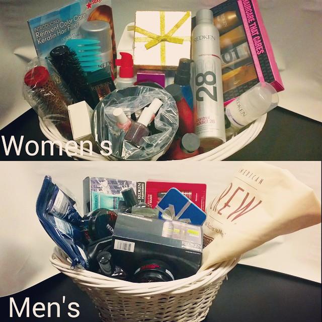 Redken Gift Basket Hair Salon Greenville NC