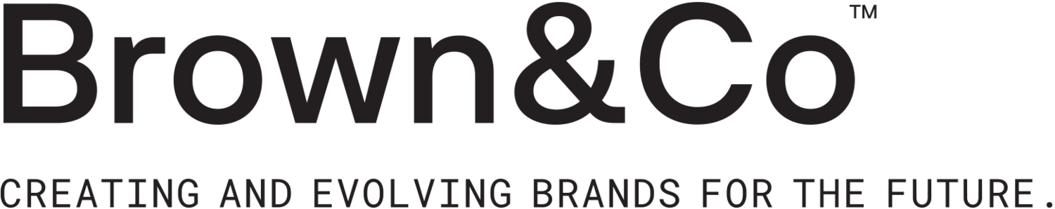Brown & Co - Brand Design