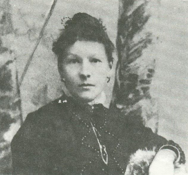 Elisabeth Hachen,  1833-1911