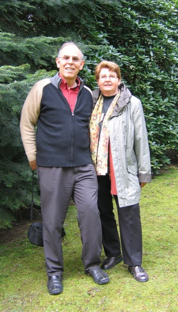 Renate Mandel & Dick Hacken