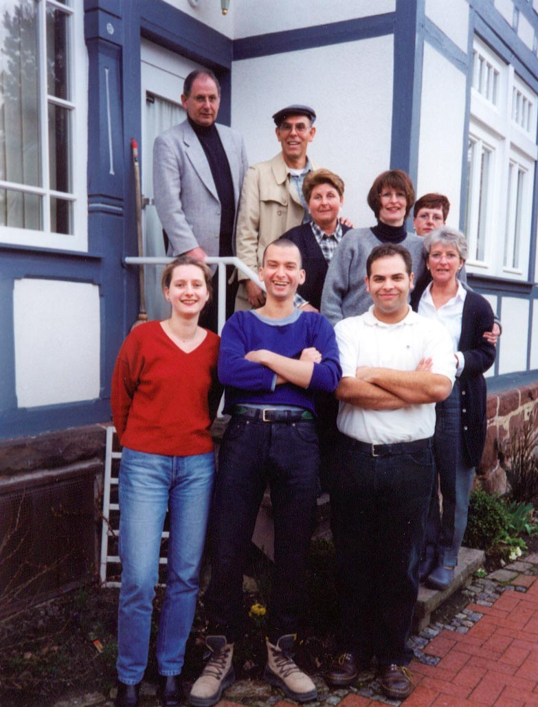 Get Together in Kassel, Germany, 1999