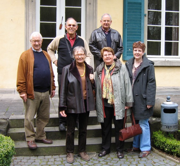 Partial Family Reunion, Essen, Germany (2008)