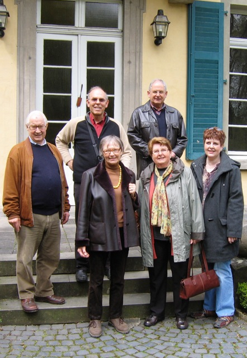 Partial Family Reunion in Essen, Germany