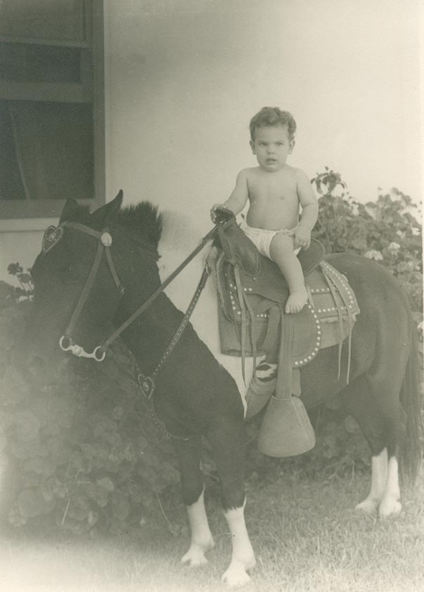 Freaked Out on Pony, May 1946