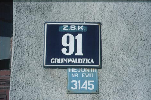Now Grundwaldzka