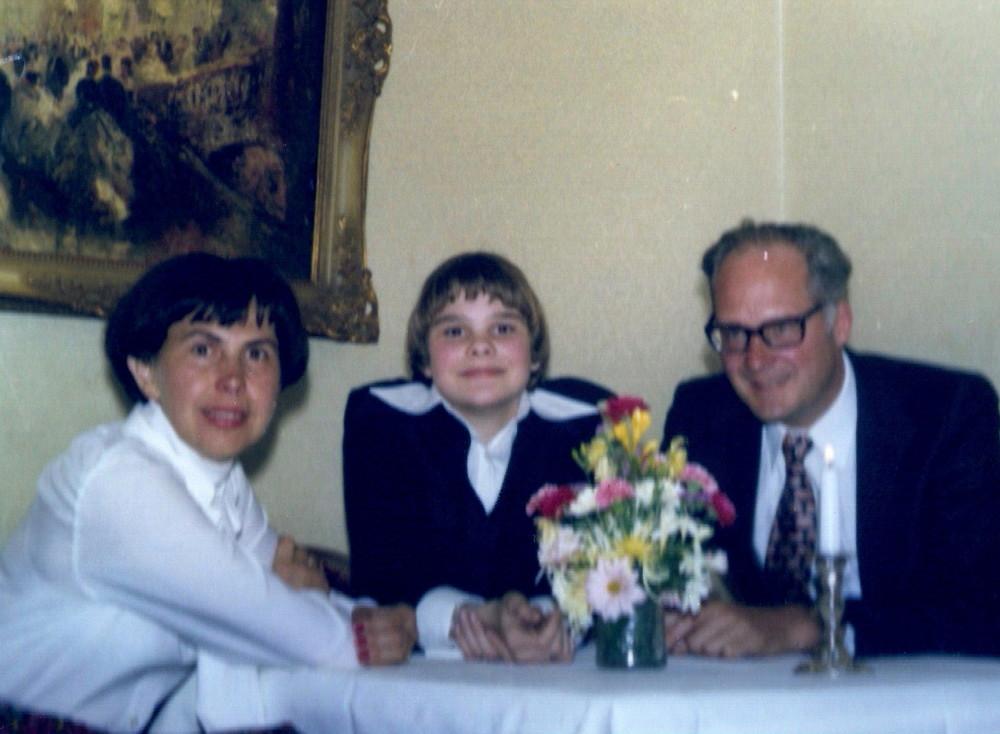 Elisabeth (Liesl) Altmann Gehlhaus, 1934-1992