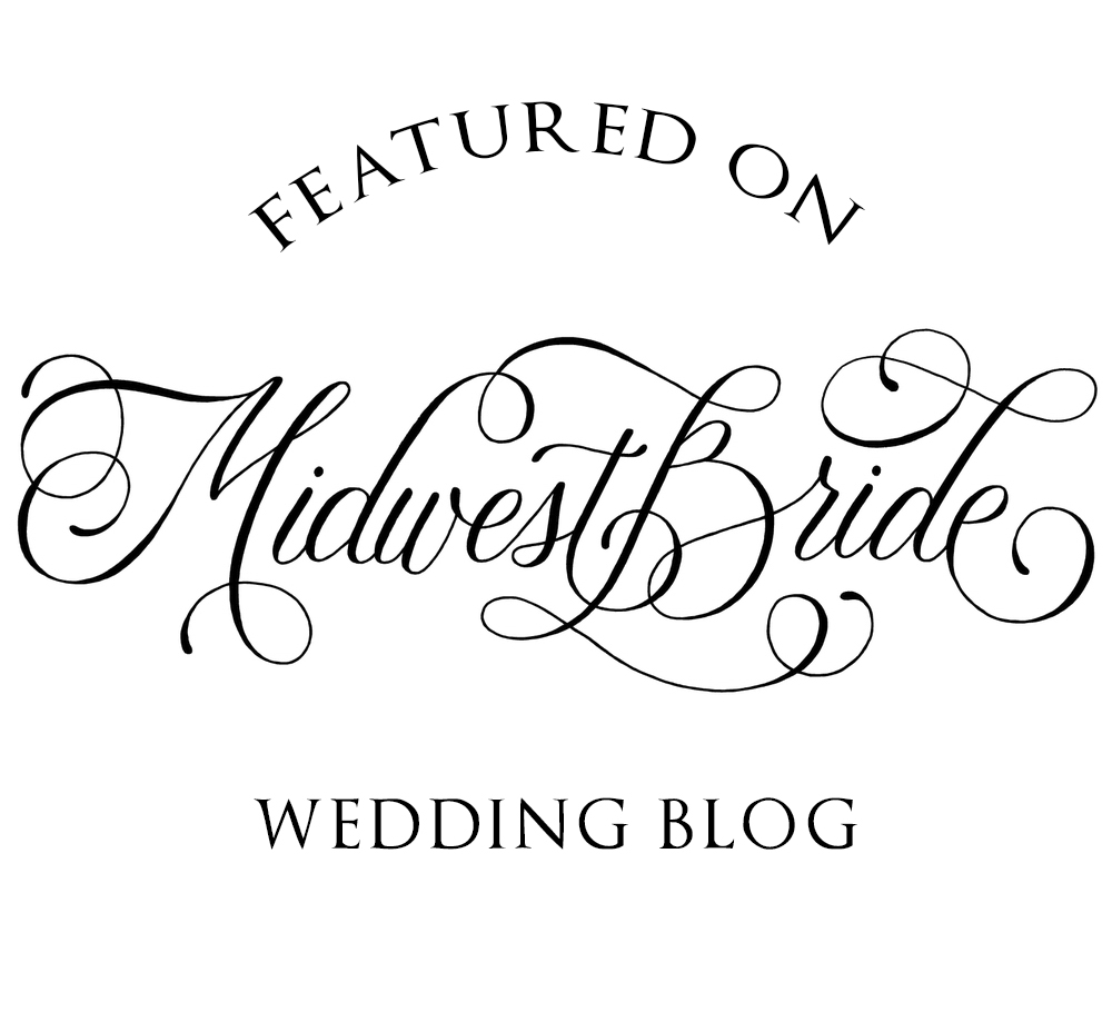 Seth and Beth - Wedding Photography in Columbus Ohio Featured on Midwest Bride
