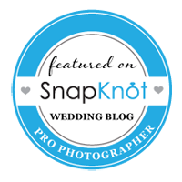 Seth and Beth - Wedding Photography in Columbus Ohio Featured on SnapKnot