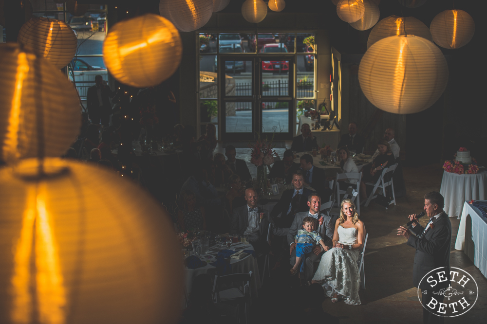 Weddings at The Vue Columbus by Seth and Beth - Wedding Photographer Columbus, Ohio.