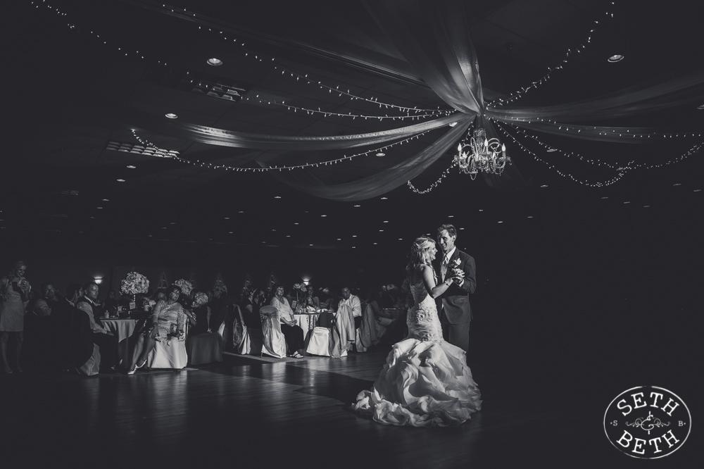 Seth and Beth - Best Wedding Photography Columbus Ohio