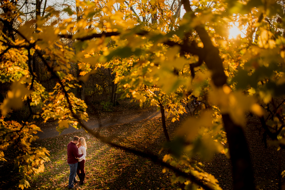 Seth and Beth - Wedding Engagement Photography Columbus Ohio