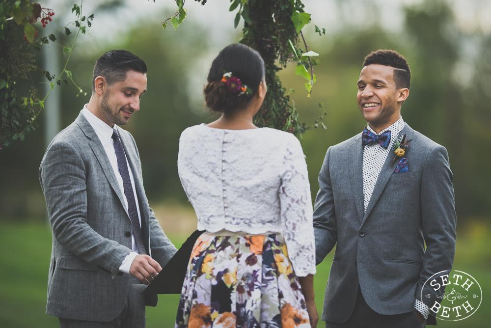 Seth and Beth Wedding Photography Columbus Ohio