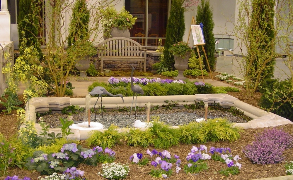 Washington Flower and Garden Show 'Excellence in Design'