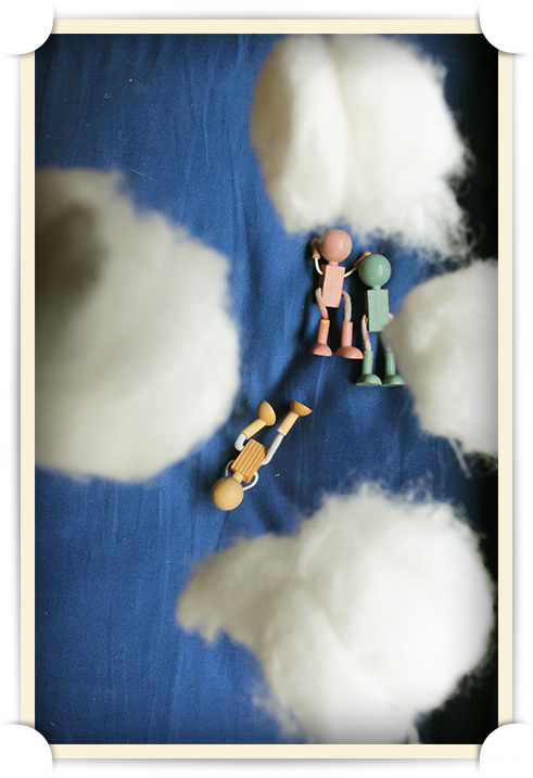 When it's Woody B's turn to choose a family activity, he decides to take his parents cloud gazing.