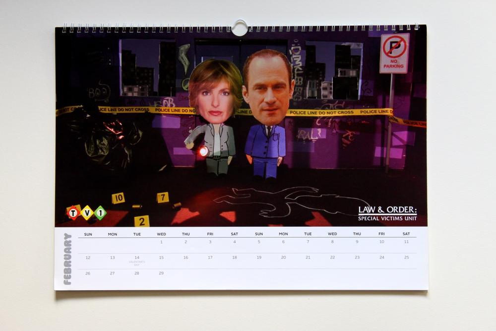 February: Law & Order SVU