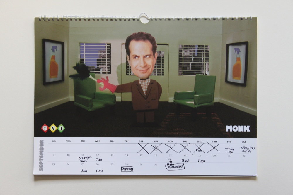 September: Mon