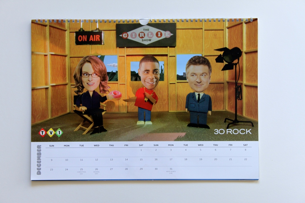 December: 30 Rock