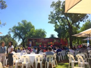 "Griffith Avanti Rotary Club Community Stage ~ PC ""Anything But Marzipan"""