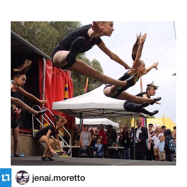 SHARE your images using #welovelafesta 📷: @jenai.moretto At La festa 2015 💃🎉🙌#dancing#welovelafesta#emmasface#greatday#juicywiggle#workit#jdc