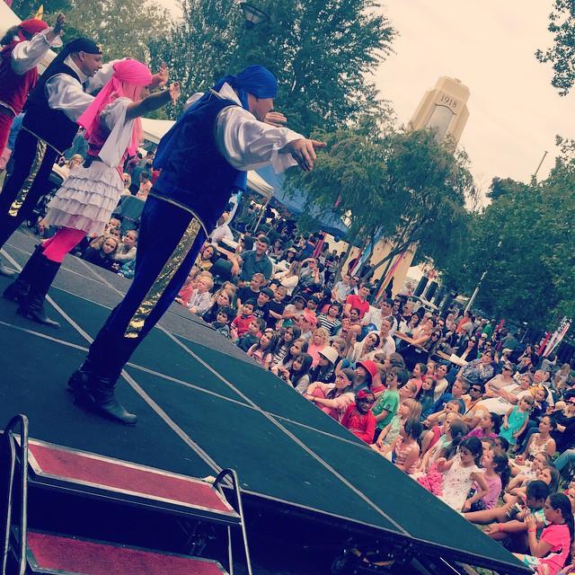 🌟 What was the BEST part of Steggles La Festa 2015? 💫 #welovelafesta #steggles #thepartypirates #festival #easter