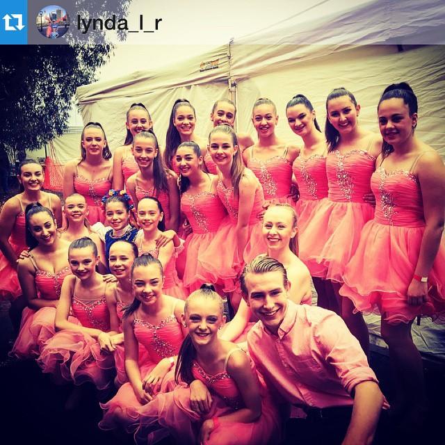 Faces of La Festa 2015! 🍭 #welovelafesta 📷: @lynda_l_r Di Salvatore Dancers @griffithlafesta