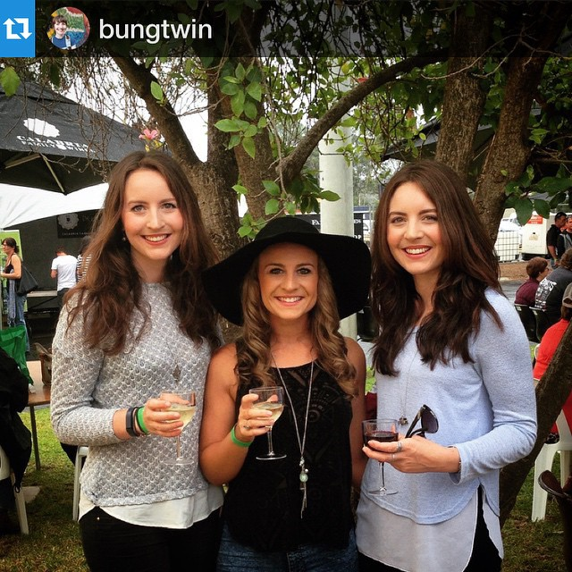 Faces of La Festa 2015! 🌷 📷: @bungtwin Sampling Griffith's finest #welovelafesta #Griffith #wine