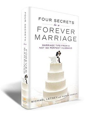 Four Secrets Forever Marriage Karen Hardin Priority PR Literary Agency Tulsa OK Oklahoma