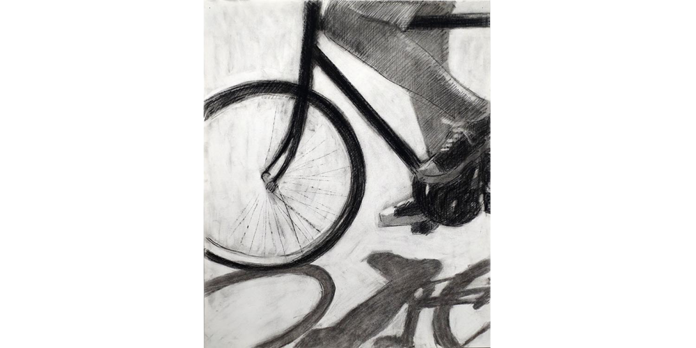 SHADOW, BICYCLE