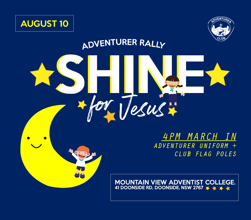 EVENTS — SYDNEY ADVENTIST YOUTH