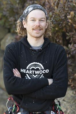 Arborist Jarod Richter