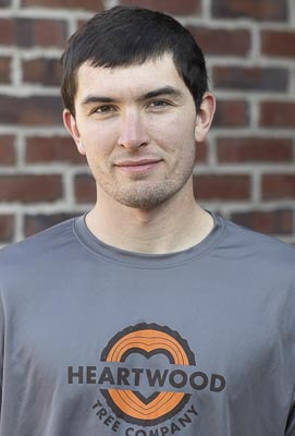 Arborist Zack Berttagnoli