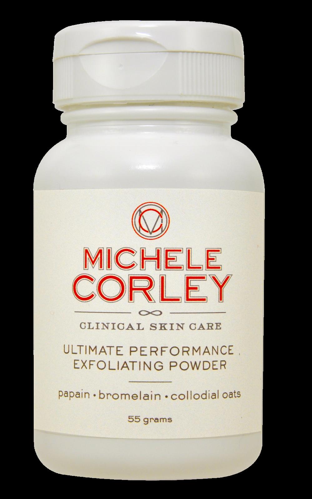 Ultimate Performance Exfoliating Powder