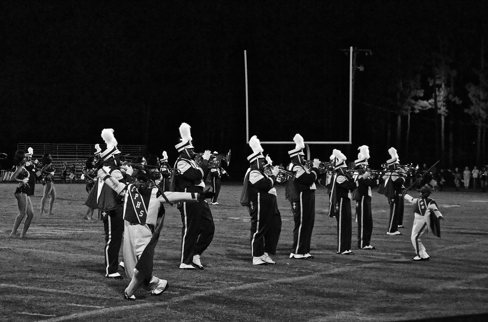 Center Point High School's marching band, Center Point, AL.