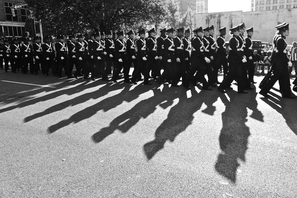 Veteran's Day Parade, Birmingham, AL.
