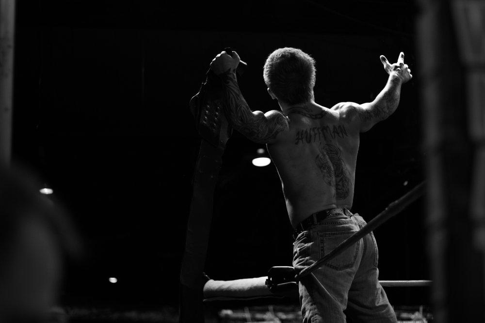 Micro Championship Wrestling, Birmingham, AL.
