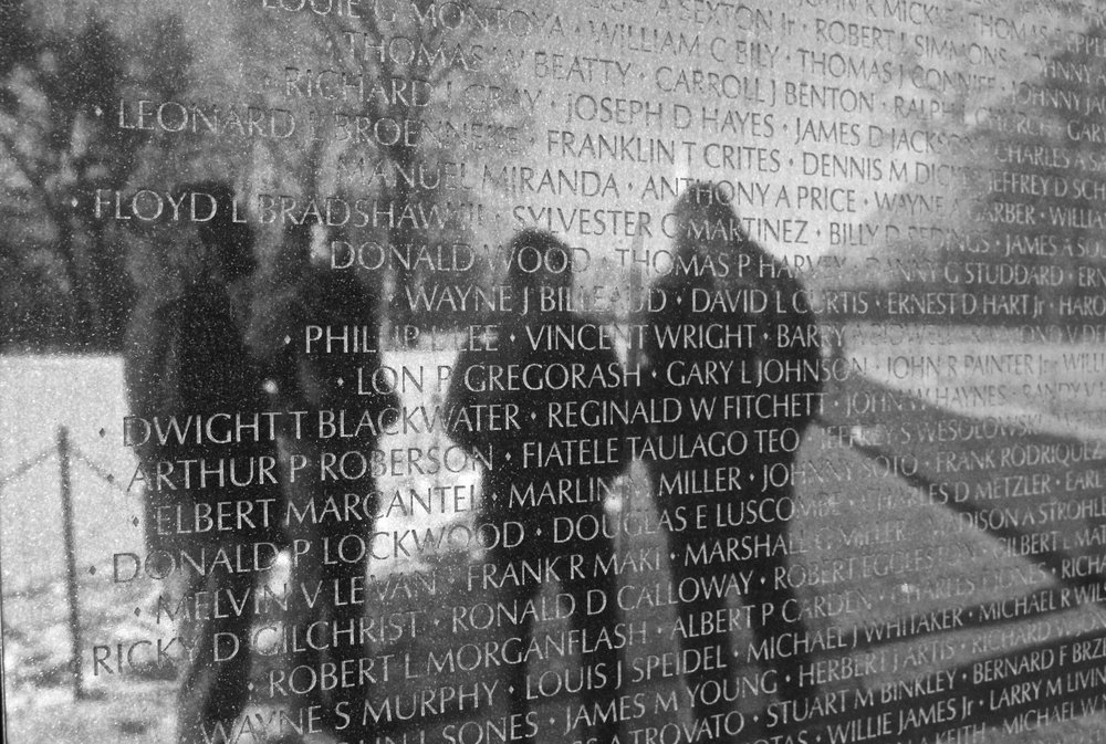 Vietnam Memorial, Washington, D.C.