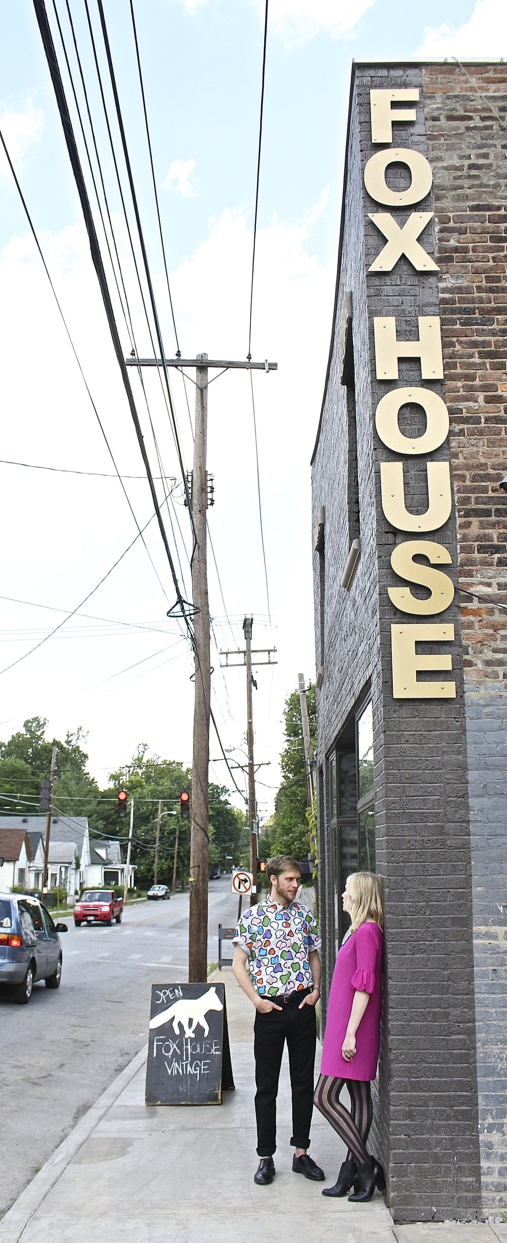 Foxhouse Vintage