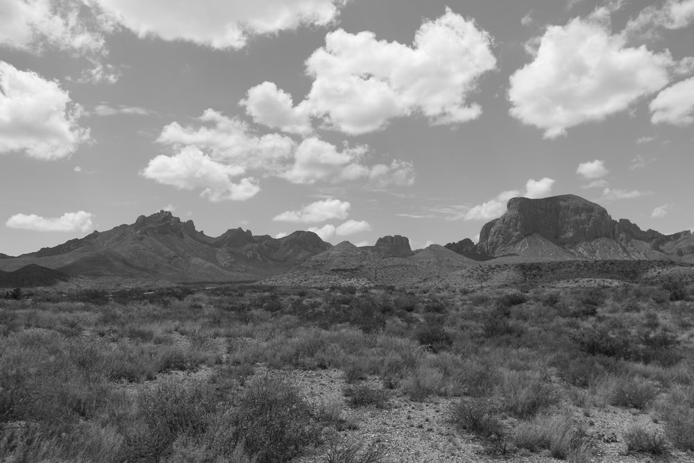 Big Bend National Park, Texas.