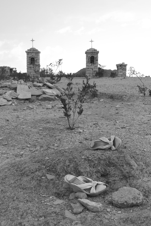 Terlingua Cemetery, Terlingua, Texas.