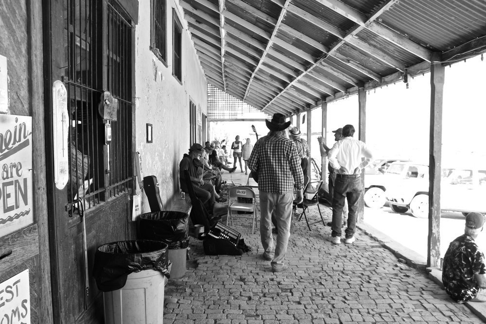 The Terlingua Trading Company.