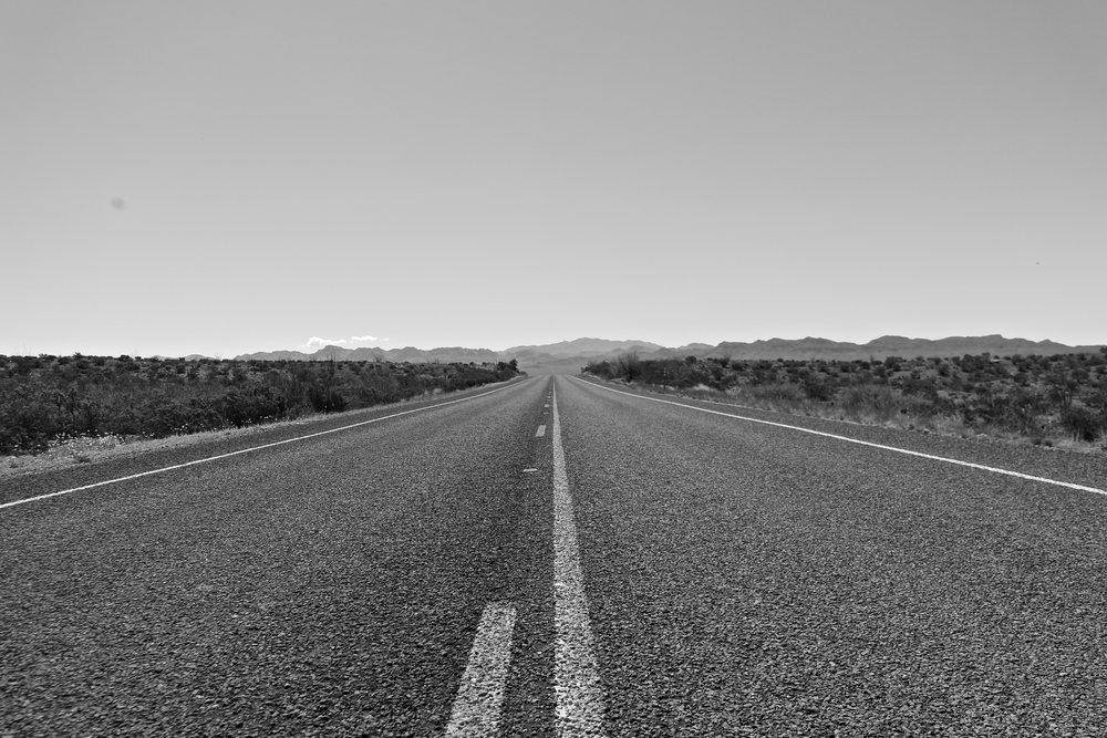 Big Bend National Park.