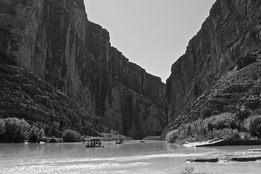 Rio Grande, Big Bend National Park, Texas.